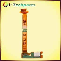 Wholesale Original Microphone Flex cable For Sony xperia Z5 compact E5823 E5803 mic ribbon Flex cable at microphone module replacement