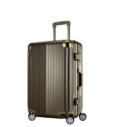 Wholesale 20inch color PC Aluminum frame TSA lock Multiwheel Hardside spinner groove design medium extended Luggage Cabin travel case