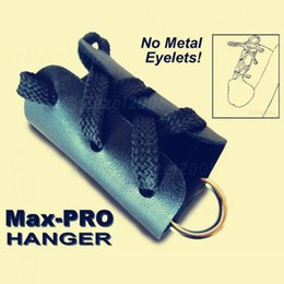 Wholesale Male Max Pro Hanger Leather Lace up W clip Penis Extender Stretcher proextender Penis For Male Enhancemen cock Pro Extender