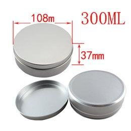 Wholesale New arrival ml g mm Metal Box ml Aluminum Jar Food grade aluminium cans