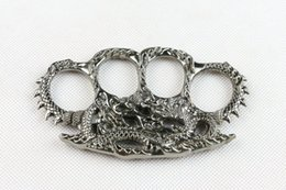 Wholesale 2016 New arrival Classic cast iron Knuckle Duster Belt Buckle high quality best gift for friend Xmas gift