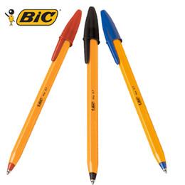 Wholesale France BIC orange classic ball point pen