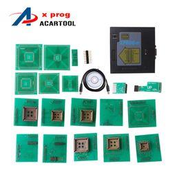 Wholesale 2016 High Quality X prog V5 ECU Programmer Auto diagnostic tool scanner Xprog V5 Professional ECU Chip Tuning Tool