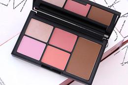 Wholesale Virtual Domination Cheek Palette Laguna Bronzer Deep Throat Blush Highlighting Blush Powders Blushers Bronzer