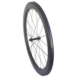 700c dimple carbon rims 58mm carbon wheels road bike carbon rims 25mm width clincher rims