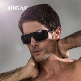Wholesale Latest framework fashion tide restoring ancient ways is big brand designer men sunglasses high material aluminum frame picture frame effecti