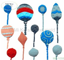 Wholesale Antique Looking Pedant Shape Silicone Mold Cake Tool Fondant Cake Decorating Tool DIY Clay Pedants Group Factory Derict Sale