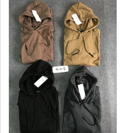 Wholesale Streetwear hiphop clothes nice hoodies for men S XL kanye west oversized hood mew hoodie mens urban clothings