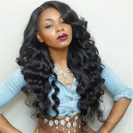 150 density free 7A lace front human hair wigs feeling glueless full lace human hair wigs