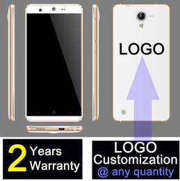 Wholesale 10pcs logo customized inch g lte mobilephone alluminium case MT6735 Quad core gb gb GPS Bluetooth fm radio super slim