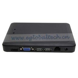 Wholesale Fanless Mini PC Station for Win8 Windows Multipoint Server Dual Core GHz G RAM G Flash New Arrival Buy Shenzhen China