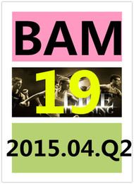 Free Shipping 2015.4 April Q2 New Routine BAM 19 SH Aerobics Fitness Exercise BAM19 Video DVD + Music CD