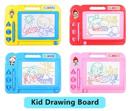 Wholesale High quality ABS Material Big Kids Learning Toys Learning Drawing Board Color Painting board and Drawing Board