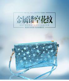 Guangzhou grano de embrague bolso bolso de piedra de la manera del ocio solo hombro teléfono móvil lanzado con una honda al por mayor de la cartera desde bolsos al por mayor de la honda proveedores