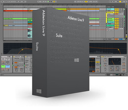 Ableton Live 9 Suite 9.5 professional full version (including sound collection)   soft sound