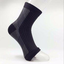 Wholesale Elastic Ankle Support Protection Sport Sock Running Injury Sprain Brace Foot