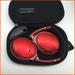 Wholesale Noise cancelling NO headphones for Android iPhone Wired Headphone with Control Talk Over Ear Headphone Top Quality from girls headphones