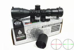 Wholesale 2016 Newest Model Leapers UTG x32 Compact CQB Bug Buster Rifle Scope w Rings Sunshade SCP M392AOLWQ Consumer Electronic