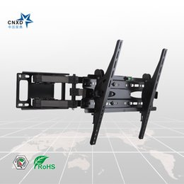 Wholesale Articulating Full Motion TV Wall Mount TV Bracket Suitable TV Size