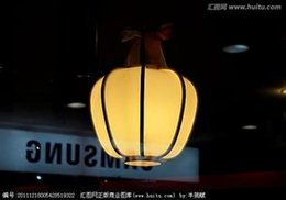 Mini Size Light Weight High Power Super Bright Single LED Floral Paper Lantern Light with Hanging Wire 10 Pieces lot Free Shipping