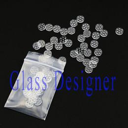 2016 Smoking Screen Bowl Screen honeycomb For Smoking Bowl Hand Pipe Round 7Holes Design pen vapor screen