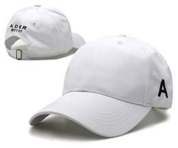 Wholesale 2016 brand ader error hiphop baseball cap bone masculino snapback summer sun truck hat casquette gorras chapeau for women men