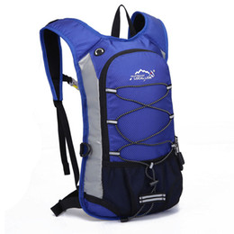 Ultralight Waterproof Bicycle Backpacks Cycling Riding Backpacks Men's Sport Outdoor Rusksack Travel Ride Pack 12L
