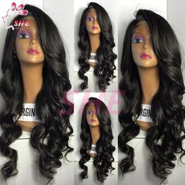 7A Glueless Full Lace Human Hair Wigs For Black Women body wave Lace Front Human Hair Wigs Brazilian Hair Lace Wig