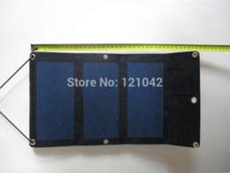 Гибкая панель солнечных батарей кремния складная, очень тонкий 3W / 5V с USB для поделок, зарядное устройство телефона, солнечный мешок свет панели от Производители flexible solar panel