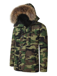 Canadian camouflage suit, men's ski high code, cold proof aerial work, cold proof clothing, down jacket.