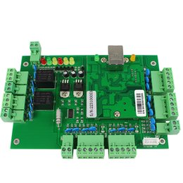 Wholesale Generic Wiegand TCP IP Network Entry Access Control Board Panel Controller For Door Reader F1647G