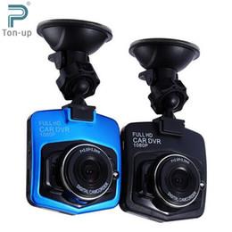 Acheter en ligne Caméscopes mini--2016 Mini caméra de voiture DVR GT300 Mini caméscope 1080P Enregistreur Full HD Video Registrator G-sensor Night Vision Dash Cam