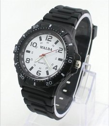 Wholesale 16 new fashion casual watches it have Red orange purple white four colors With waterproof properties