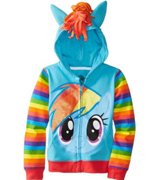Wholesale-Autumn spring girl Hoodies&Sweatshirts Child clothing Kid Long Sleeved Sweater