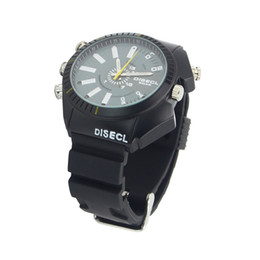 Wholesale Manual Watch Spy Cameras W3000 HD IR Infrared p m Pix Wireless Spy Hidden Cameras with G Memory MW03