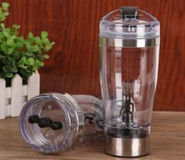 Wholesale Electric Protein Shaker Blender My Water Bottle Automatic Mixer Movement Vortex Tornado ml Bpa Free Detachable Smart Mixer Cup L66