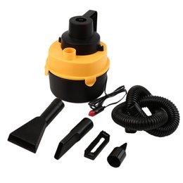 Wholesale Car Wet Dry Canister Cigarette Lighter Vacuum Cleaner Hose Inflation Pump