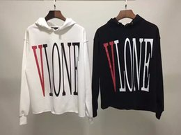 Wholesale New Fashion Men Women Hoodies Vlone1 high quality cotton hoodie Austria skateboard hip hop hoodies homeless Vlone