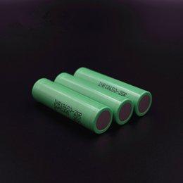 Wholesale 100 Original Samsung R Battery mAh A High Drain Lithium Battery Fitting Ijoy Limitless RDTA W TC Mod Kit