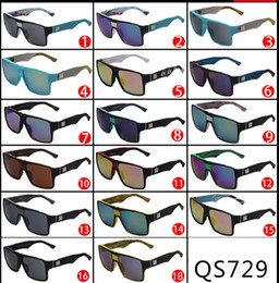 Wholesale Hot QS729 Australian Tide Brand Sunglasses Fashion Silver Eyewear Oculos De Sol Sun Glasses Men Women Sports Sunglasses