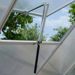 Wholesale ALUMINUM Thermofor Non electric solar powered automatic greenhouse window roof vent opener Useful