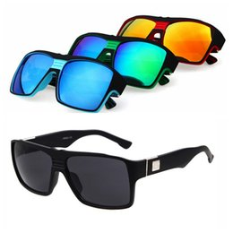 Wholesale Hot QS729 Australian Tide brand sunglasses Quick Fashion silver eyewear oculos Sun Glasses men women sport sunglass Original Box