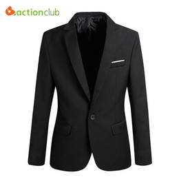 Wholesale-New Arrival Men Suit Jacket Casaco Terno Masculino Blazer Cardigan Jaqueta Wedding Suits Jacket Men Size S-6XL Super Plus Size
