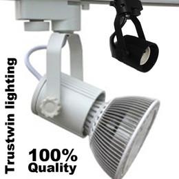 Wholesale E27 track rail base socket spotlight spot light lamp bulb track holder light fitting fixture track bulb lamp light track holder