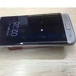 Logos sim à vendre-5.5inch bord Téléphones S7 MTk6580 Quad Core Unlock Phone 4 Go ROM Téléphone portable pas cher Wifi double caméra avec le logo scellé boîte prix pas cher bonne qualit