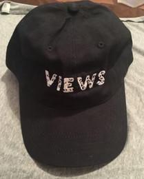Wholesale drake sound summer tour nyc exclusive dad hat adjustable views cap