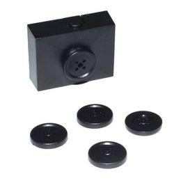 Free Shipping Wholesale Button Pinhole Camera Mini DV Spy Hidden Camcorder DVR Video Recorder 1920 x 1080