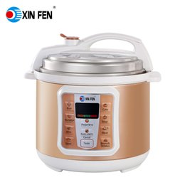 Wholesale 6L rice cooker automatic easy control electric pressure cooker