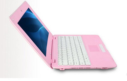 2 pieces per lot brand new netbook laptop 10 inch screen size computer laptop netbook at low cost
