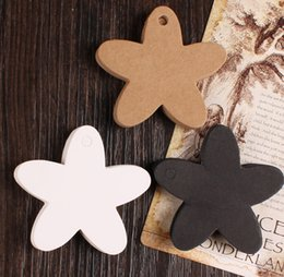 Wholesale Joy Antique Kraft Paper Flower Gift Cards Tags for Christmas Decoration DIY Card Making Scrapbooking cards